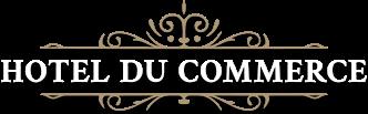 Logo Hôtel du Commerce
